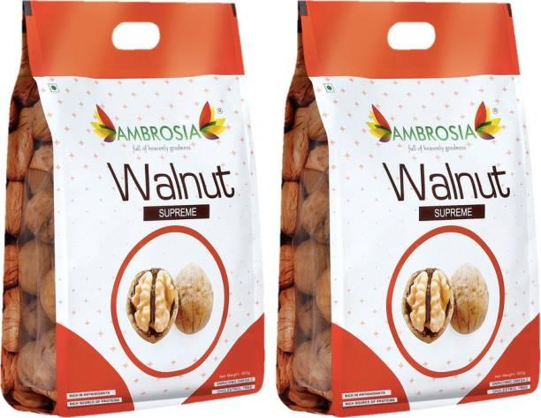 AMBROSIA Walnut Inshell Supreme Walnuts