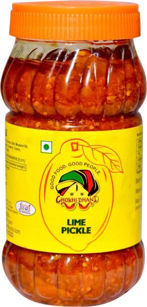 Chokhi Dhani Foods Lime Pickle 1 kg Lime Pickle