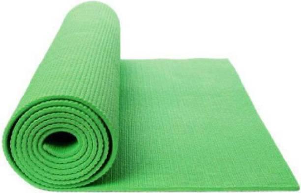 GROVERTEXOFAB ANTI-SKID YOGA MAT GREEN 4.5 mm Yoga Mat