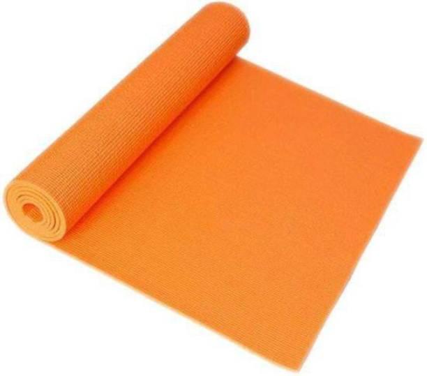 GROVERTEXOFAB ANTI-SKID ORANGE 3.5 mm Yoga Mat