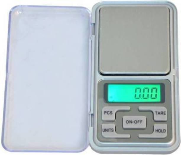 Nubex Mini Pocket Weight Scale Jewellery , Gold , Silver, Platinum Weighing Mini Machine with Auto Calibration, Tare Full Capacity, Operational Temp 10-30 Degree (200/0.01 Gm) Weighing Scale