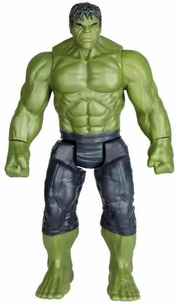 VARNA Super Hero Series Avengers Hulk Action Figure, 12 inch Toy for Kids