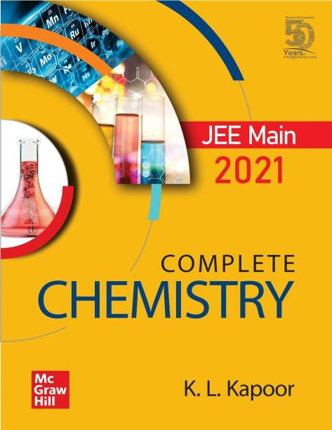 Complete Chemistry for JEE Main 2021
