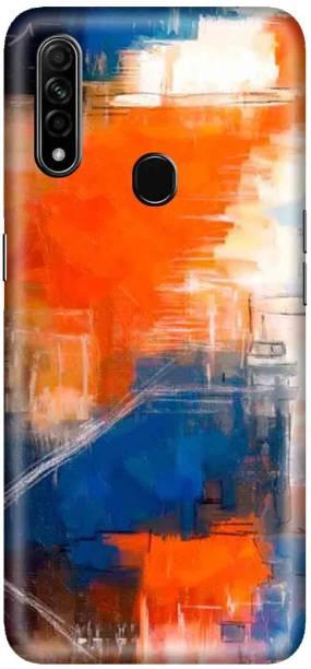 Zapcase Back Cover for Oppo A31 (2020)