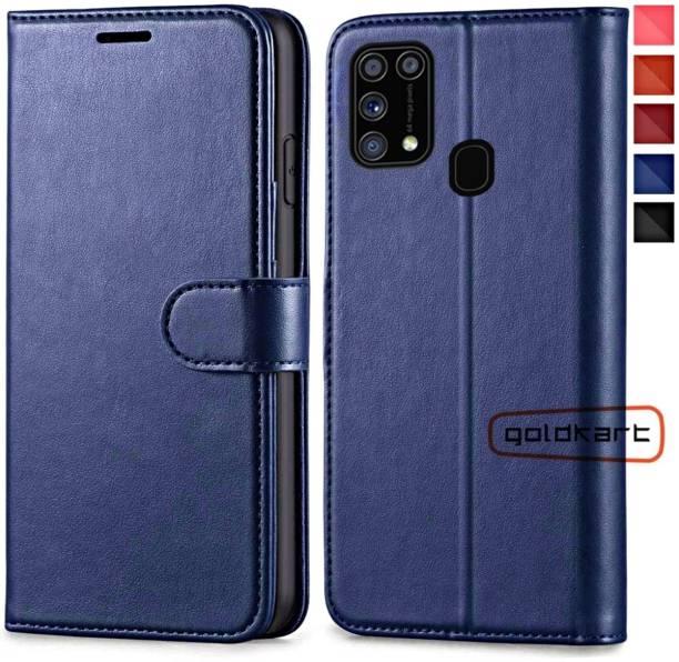 GoldKart Back Cover for Samsung Galaxy F41, Samsung Galaxy M31