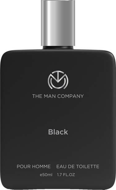 THE MAN COMPANY Black perfume Eau de Toilette  -  50 ml