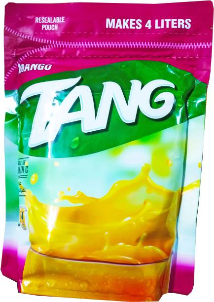 TANG Mango Flavour Instant Energy Drink Mix Powder Energy Drink