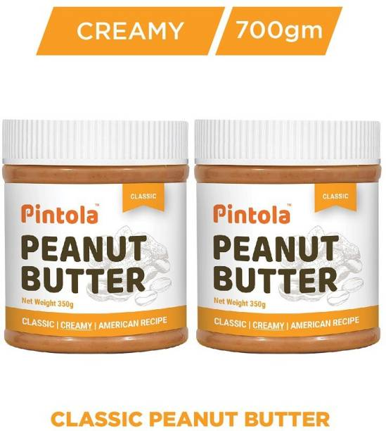 Pintola Classic Peanut Butter (Creamy) pack of 2 700 g