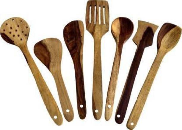 craftssrw Wooden Ladle