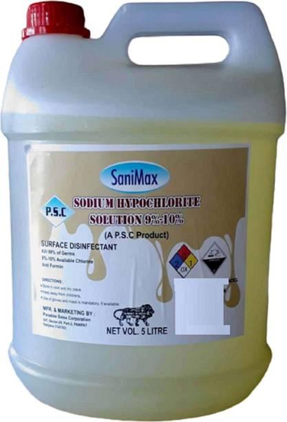 sanimax hypochlorite 10% solution