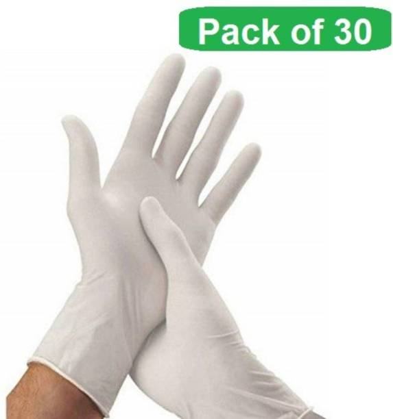 Accezory Latex Examination/Surgical Gloves, Safety Gloves, sharongloves3013 Latex Surgical Gloves