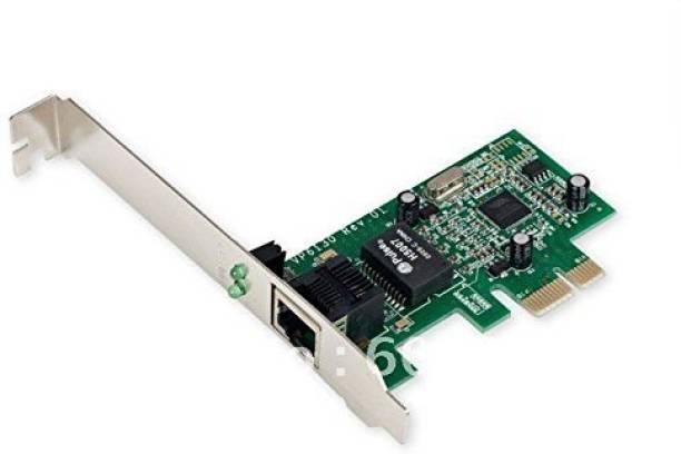 Enter MINI PCI EXPRESS 10/100/1000MBPS LAN CARD Network Interface Card