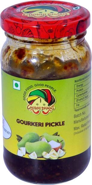 Chokhi Dhani Foods Gourkeri Pickle 200 gm Mango Pickle