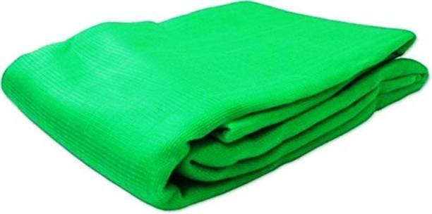 KOLKATA ORCHID ONLINE Green House NET I Garden NET I Agro NET I Shade NET 50% Transparency UV STABILISER, Green Colour, 3 Meter (W) X 2 Meter Long Portable Green House