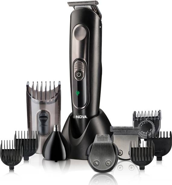 NOVA SuperGroom NG 1148 USB  Runtime: 45 min Trimmer for Men