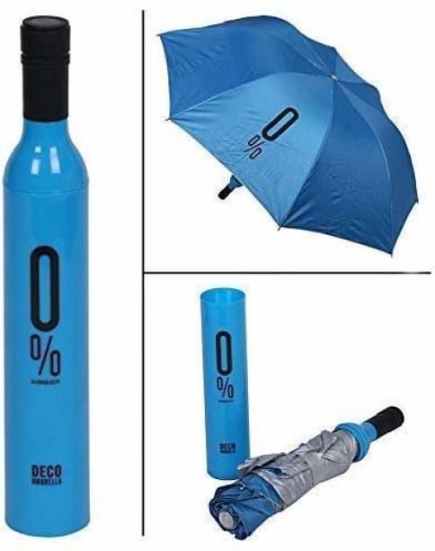 Arabs Newest Windproof Double Layer Umbrella with Bottle Cover Umbrella for UV Protection & Rain Umbrella for Men & Women Umbrella