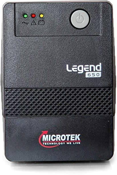 Microtek Legend 650+ UPS
