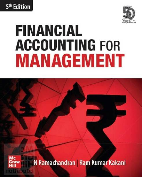 Financial Accounting For Management | 5th Edition