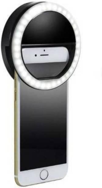 India Online Shopping Mini ring light 2500 lx Camera LED Light
