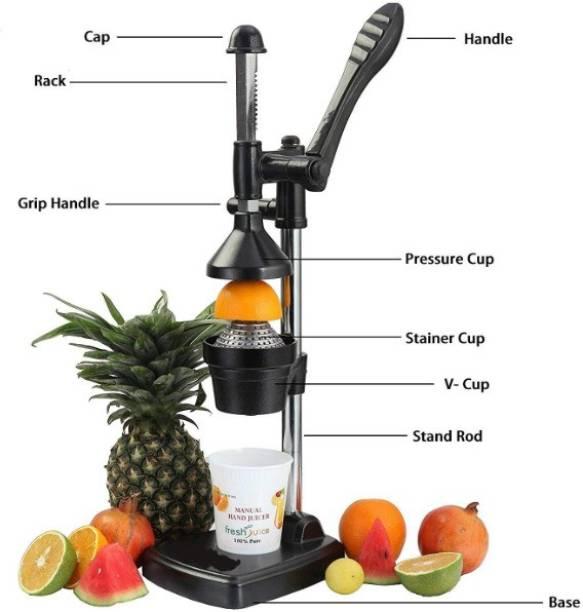 Jiva Steel Hand Juicer One Minute pressure juicer