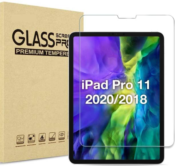 TECHSHIELD Edge To Edge Tempered Glass for Apple iPad Pro 11 inch