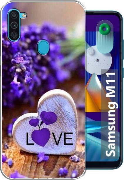 Flipkart SmartBuy Back Cover for Samsung Galaxy M11