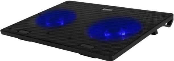 ZEBRONICS ZEB-NC3300 2 Fan Cooling Pad