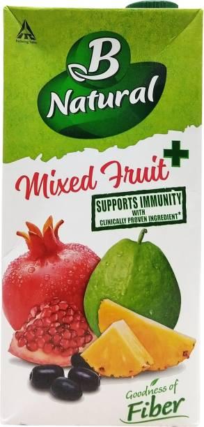 B Natural Mixed Fruit Plus