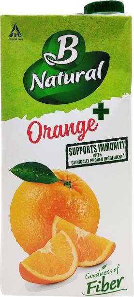B Natural Orange Plus
