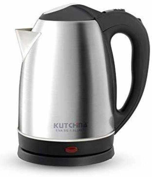 Kutchina SS 1.8 litre Kettle Electric Kettle