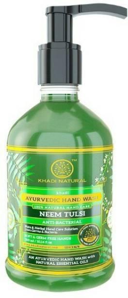KHADI NATURAL LIQUID HAND SOAP | HAND WASH Hand Wash Pump Dispenser