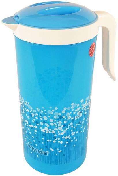NAYASA 2.2 L Water Lavender Jug (Blue) Jug