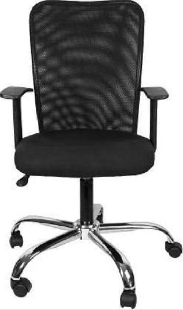 VIVAN INTERIO Natural Fiber Office Executive Chair