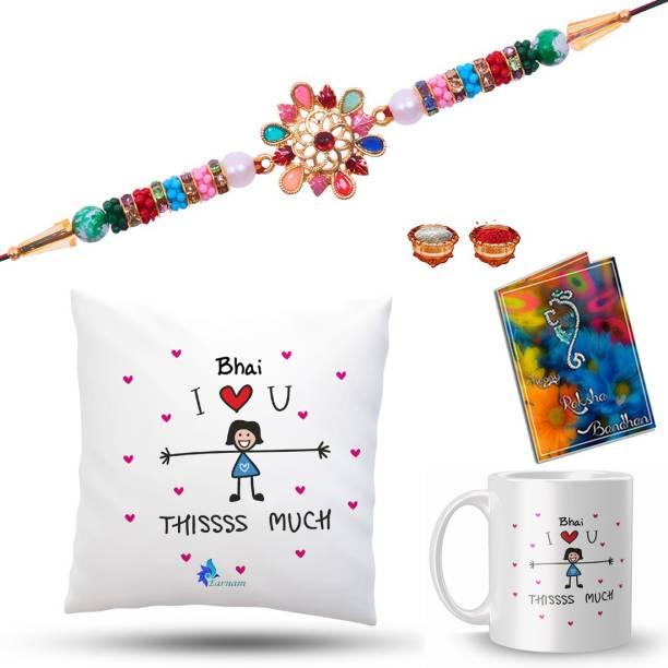 Plakasha creations Bracelet Cushion  Set