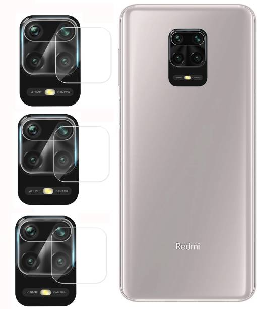 Tough Lee Back Camera Lens Glass Protector for Poco M2 Pro, Mi Redmi Note 9 Pro, Mi Redmi Note 9 Pro Max