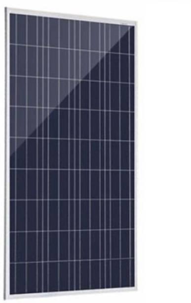 solar universe india 320W Multi Crystalline Panel, 24 V (Black, Pack of 2) Solar Panel