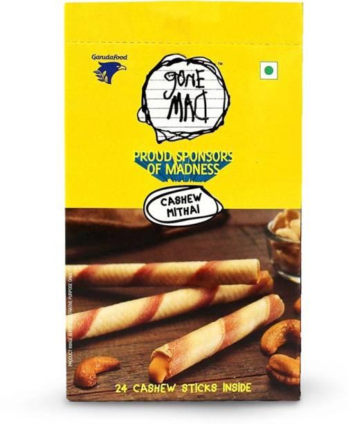 Gone Mad Cashew Sticks Wafers