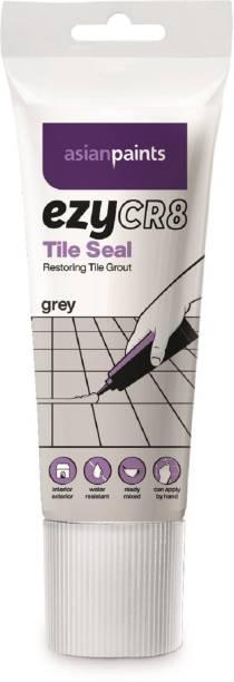 ASIAN PAINTS EzyCR8' Tile Seal, Grey 200 ml Adhesive