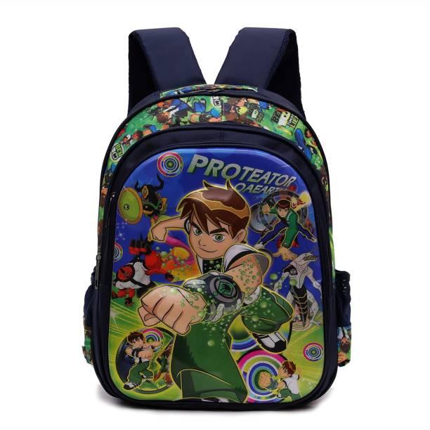 BLOSSOM SB029_07 School Backpack College Bag Travel Bag Ist Standard onward Waterproof School Bag