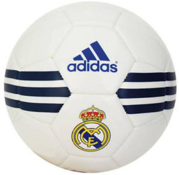 ADIDAS Real Madrid Top Replica Football - Size: 5
