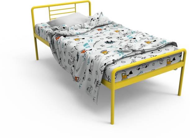 LittleBird Metal Single Bed