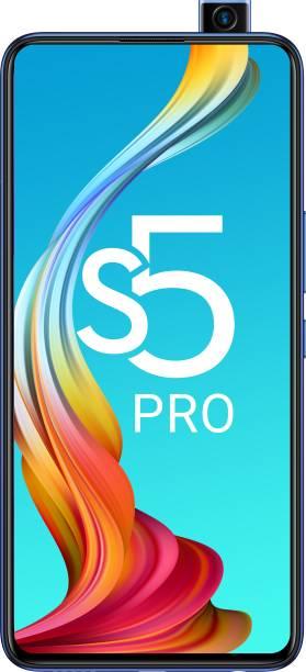 Infinix S5 Pro (Sea Blue, 64 GB)