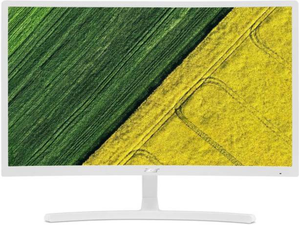 acer 23.6 inch Curved Full HD LED Backlit VA Panel Monitor (ED242QR)