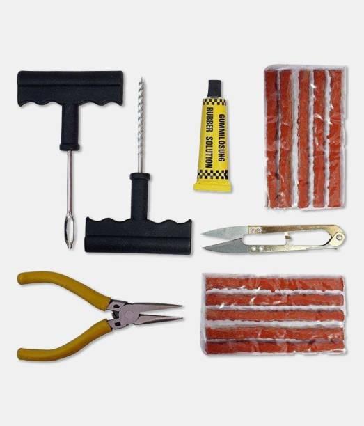 APICAL -pc-kit Tubeless Tyre Puncture Repair Kit