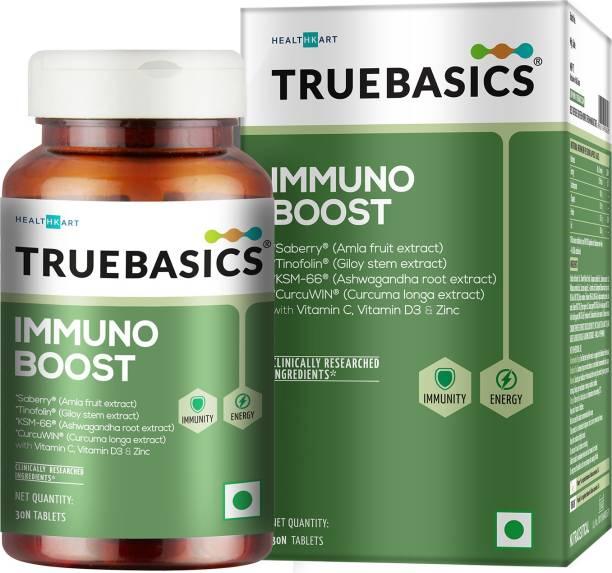 TrueBasics Immuno Boost,Unflavoured