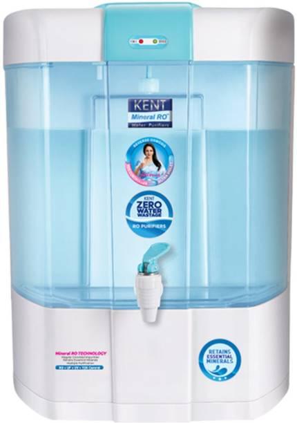 KENT Pearl ZW 8 L RO + UV + UF + TDS Water Purifier