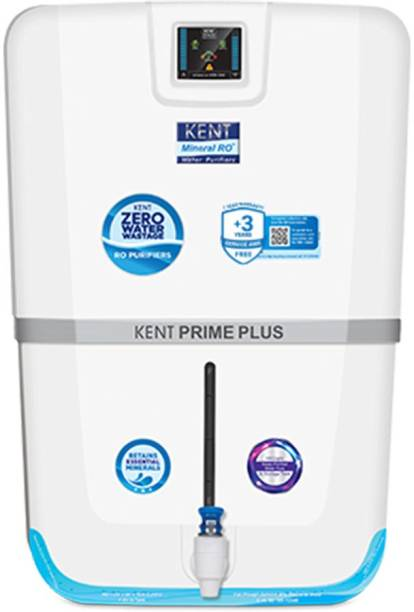 KENT Prime Plus ZW 9 L RO + UV + UF + TDS Water Purifier