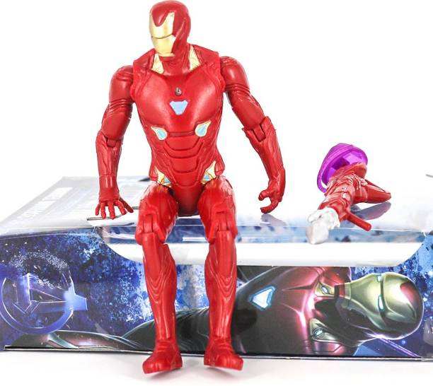 """Vcart Ironman 6"""" Inches Toy Mini Avengers Action Figure"""