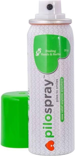 PiloSpray Piles Care Spray - 35 g pack of 1 Spray