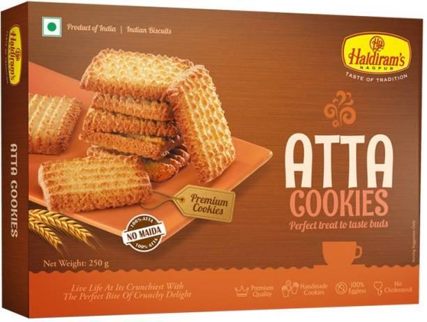 Haldiram's Atta Cookies